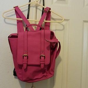 Pink Merona Backpack